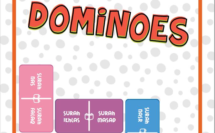 dominoes quran plan